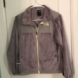 The North Face Jackets & Coats - Children's Grey NorthFace Jacket
